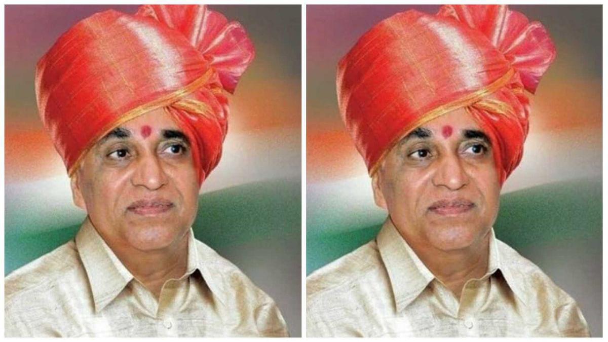 Former Maharashtra minister Vilas Patil Undalkar passes away