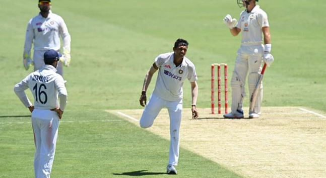 Saini joins casualty list; Team India; Down Under