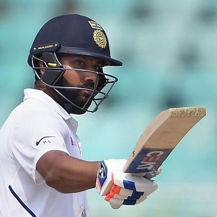 Ind vs Aus, 4th Test: Rohit Sharma to 'keep playing' shot that gave away his wicket