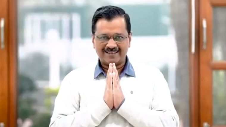 Delhi CM Arvind Kejriwal extends New Year greetings, cautions people to follow COVID-19 precautions