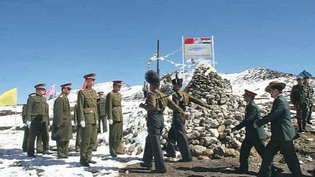 India, China face-off at Naku La in Sikkim last week