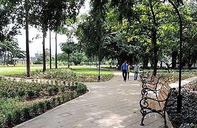 Corporators against cut in gardens' allocation