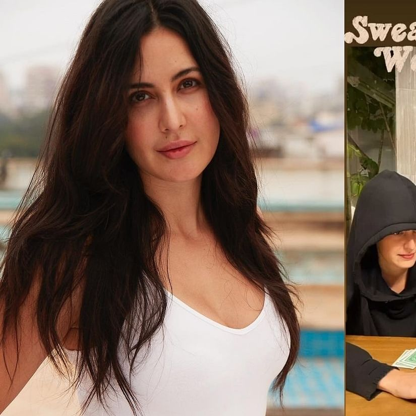 Katrina Kaif deletes picture with rumoured beau Vicky Kaushal's reflection minutes after sharing it on Instagram