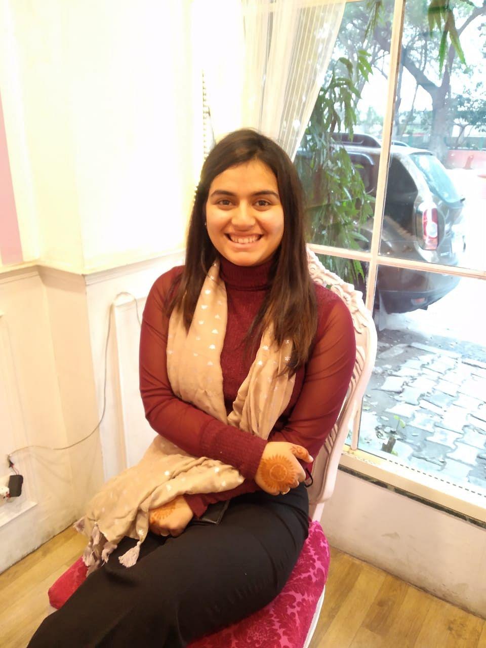 Tanisha Pandit