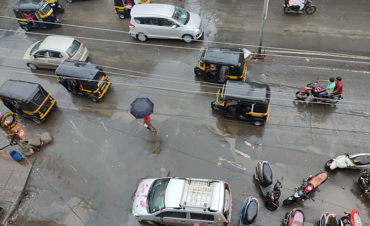Mumbai: IMD predicts unseasonal rainfall over the next three days in the state