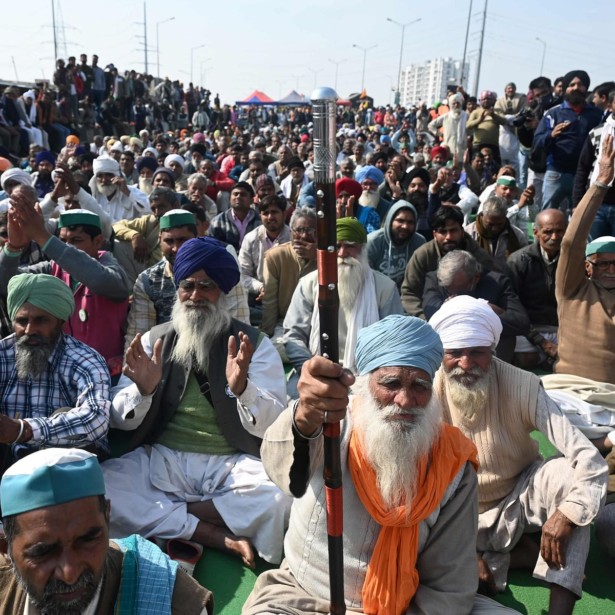 Govt suspends internet services till 31 Jan at Singhu, Ghazipur, Tikri borders amid farmers' protest