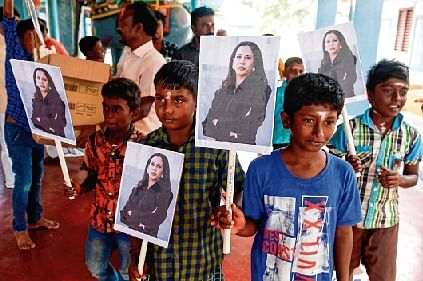 Festive mood in Kamala Harris's ancestral villages in Tamil Nadu
