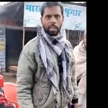 Muslim roadside vendor held for selling shoes with 'Thakur' embossed on sole in UP's Bulandshahr