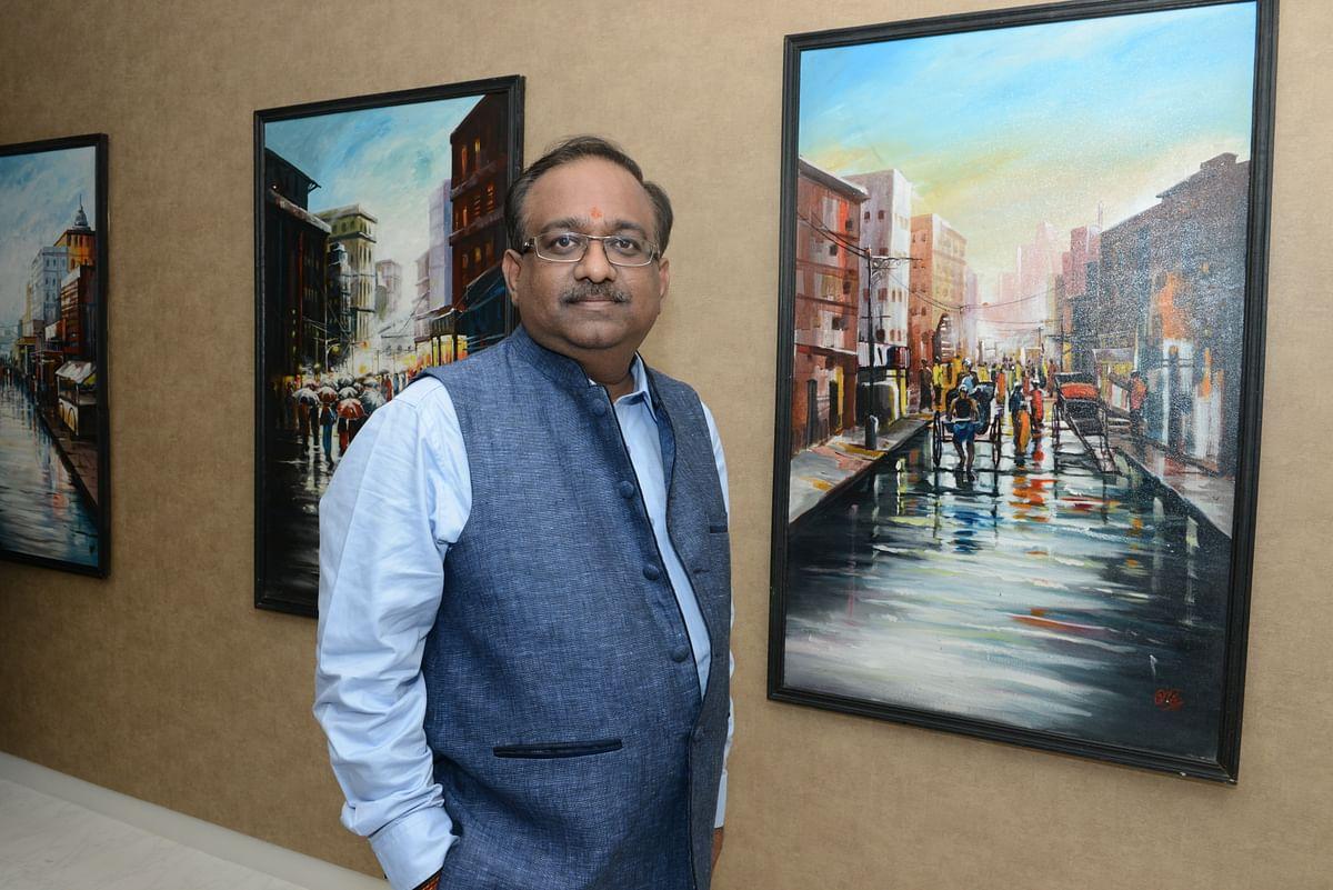 ANIL BAJAJ, Senior Vice President, Sales and Marketing, Eveready Industries Ltd