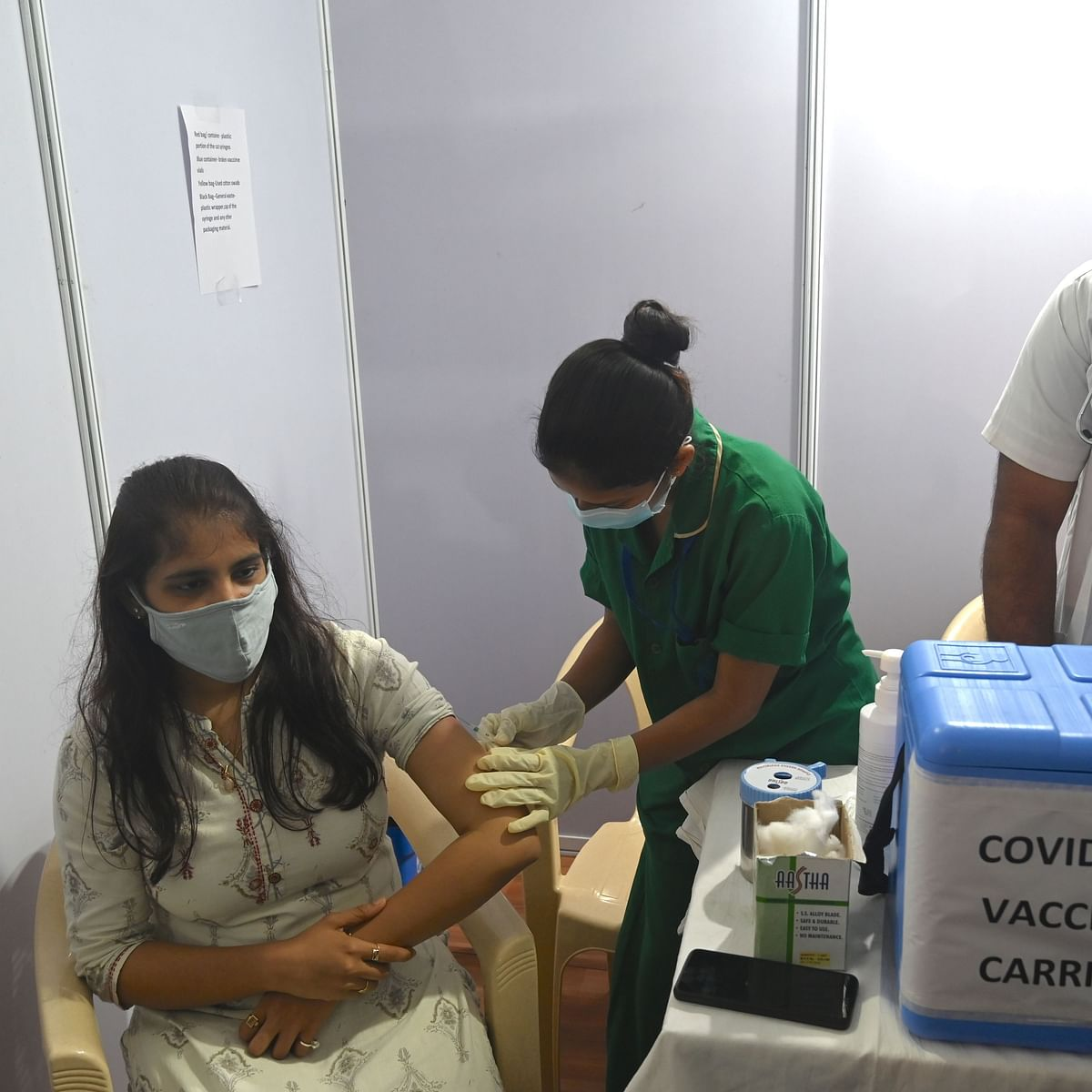 COVID-19 vaccination: Registration on Co-WIN app for third phase beneficiaries to begin from March 1