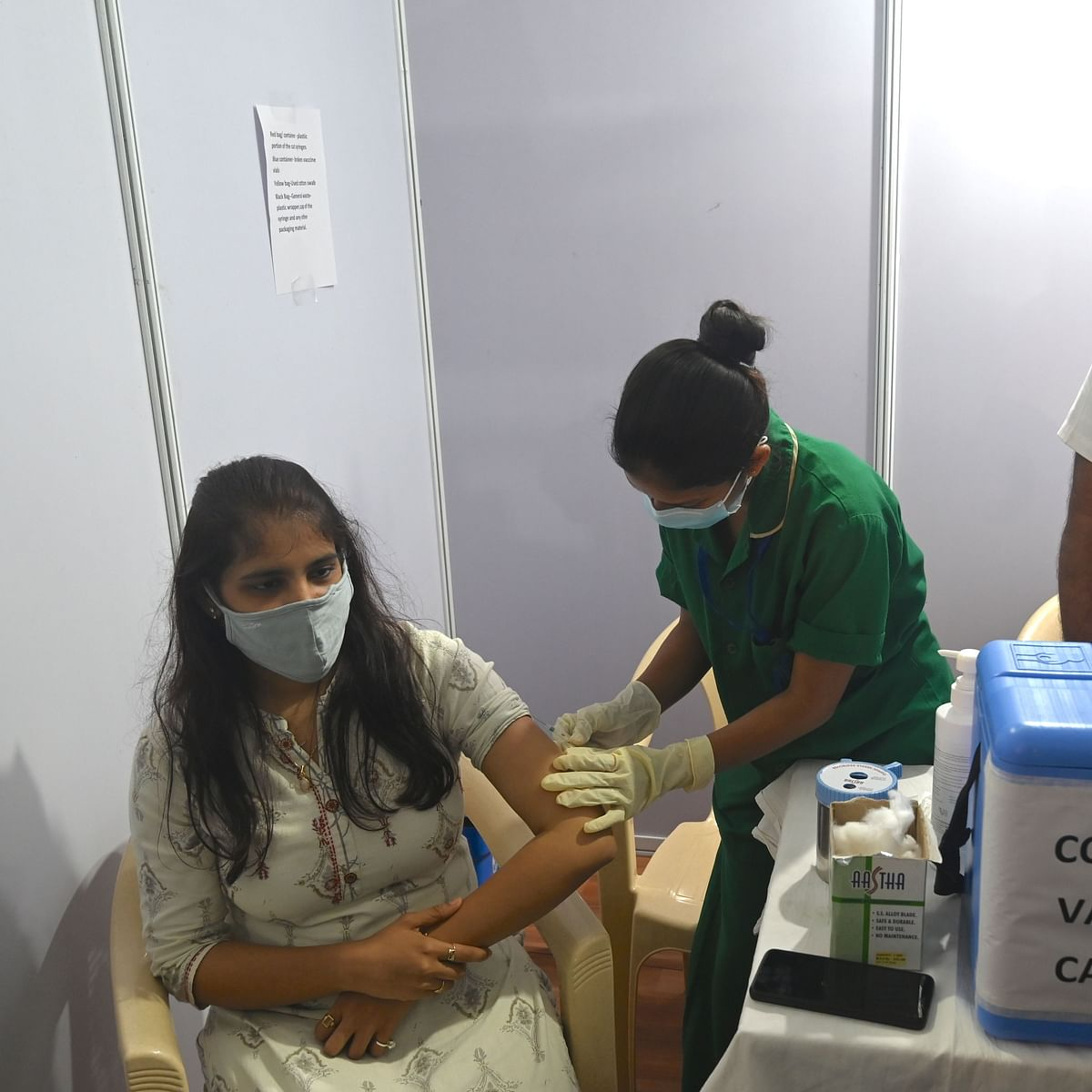 Kalyan Dombivli civic body to start COVID-19 vaccination from Jan 16