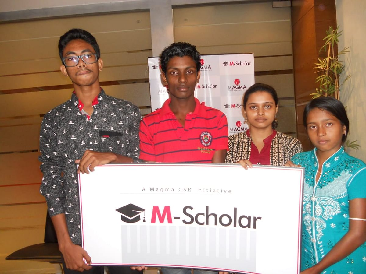 Girls outshine boys in Magma M-Scholar 2020 Merit list