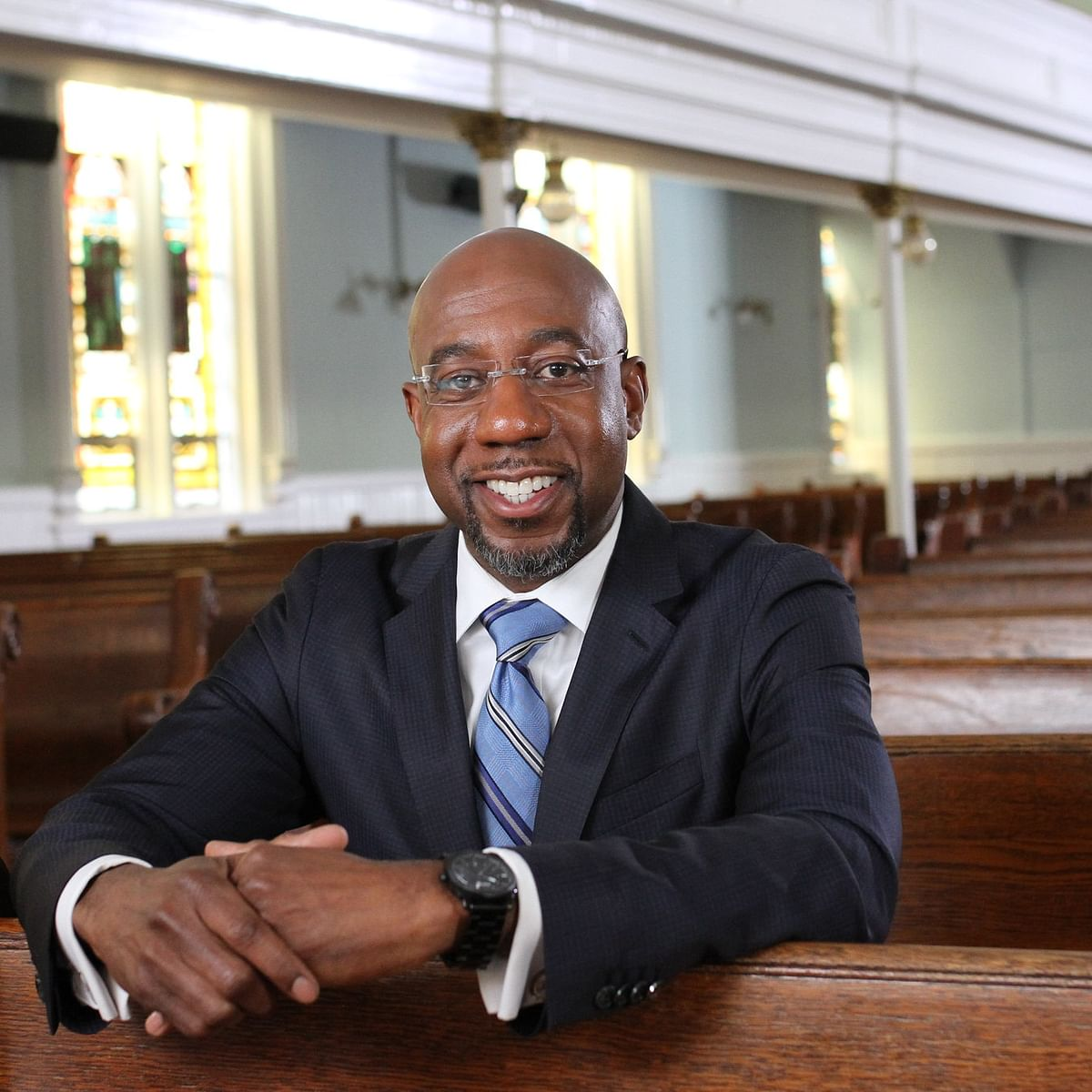 Raphael Warnock makes history, becomes Georgia's first Black Senator in closely contested runoff polls