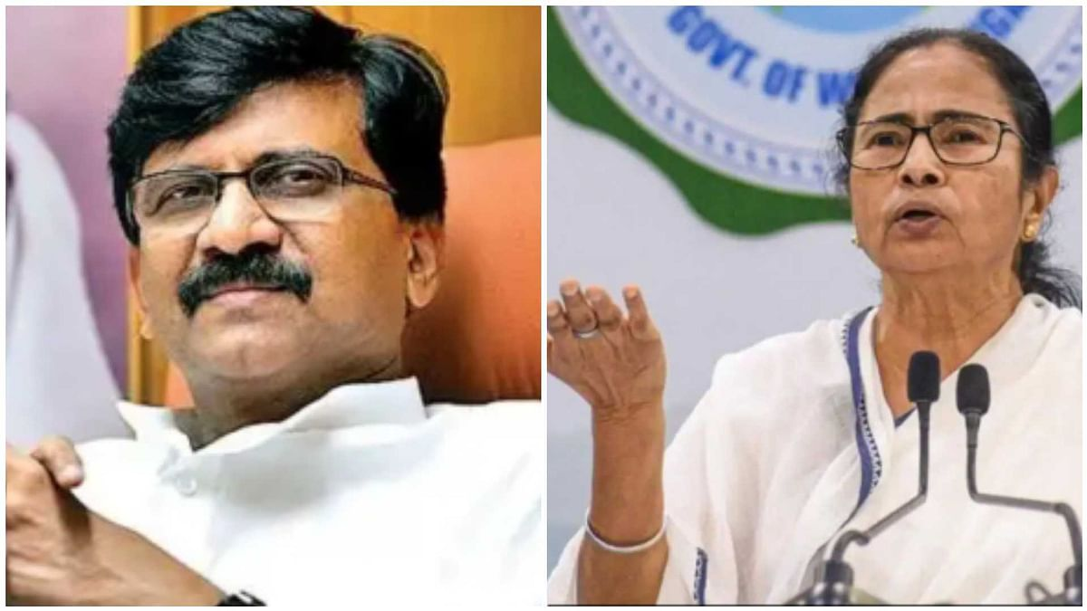 Nobody should feel pain while chanting 'Jai Shri Ram': Sanjay Raut