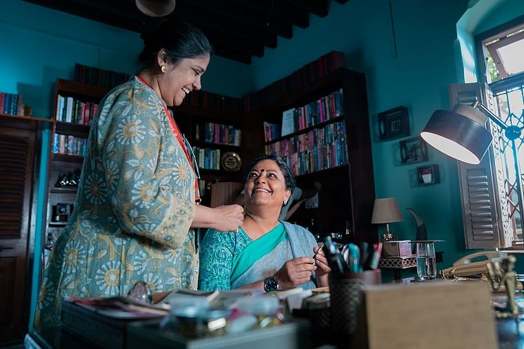Renuka Shahane talks about her directorial debut Tribhanga, and reminisces her Doordarshan days