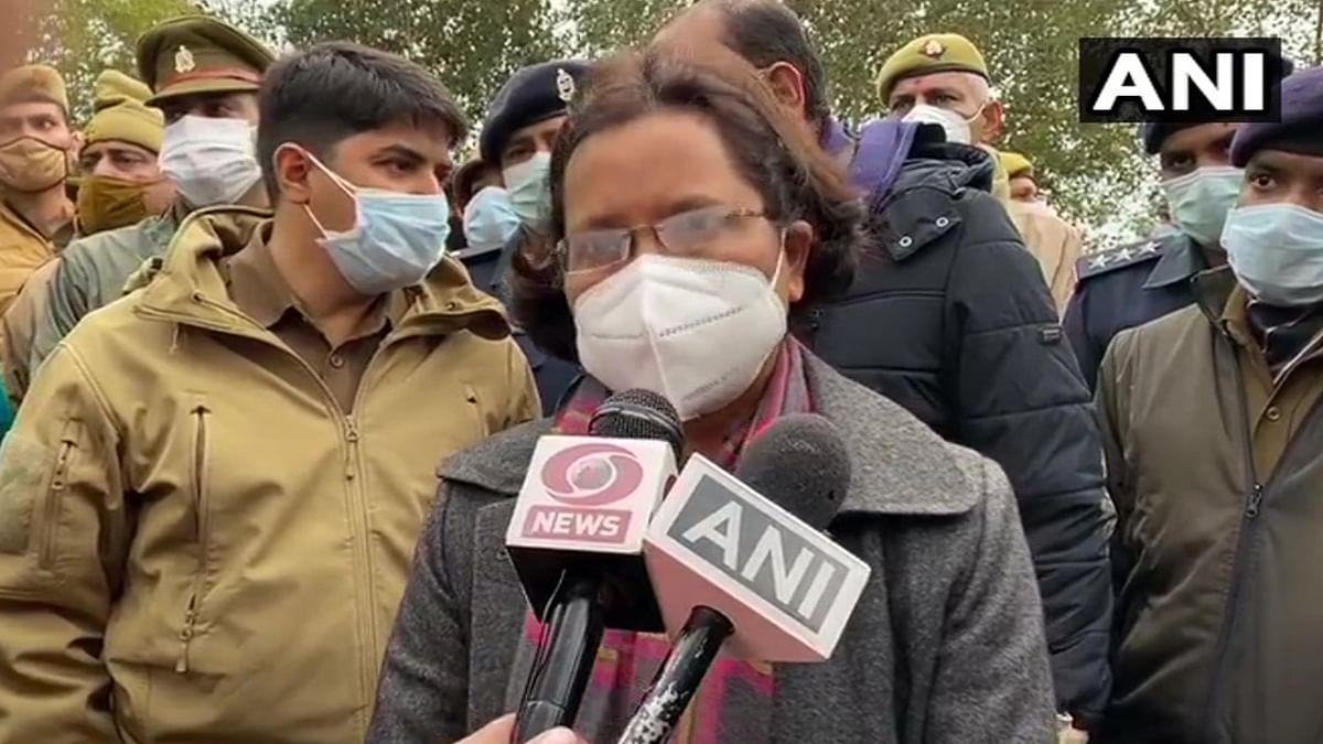 Anita C Meshram, Divisional Commissioner, Meerut