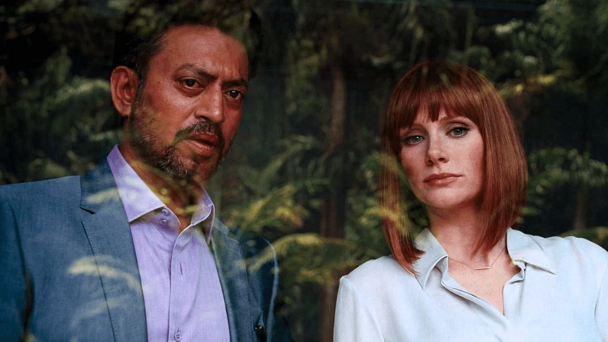 'Miss you greatly, Irrfan': Late actor's 'Jurassic World' co-star Bryce Dallas Howard shares throwback pic