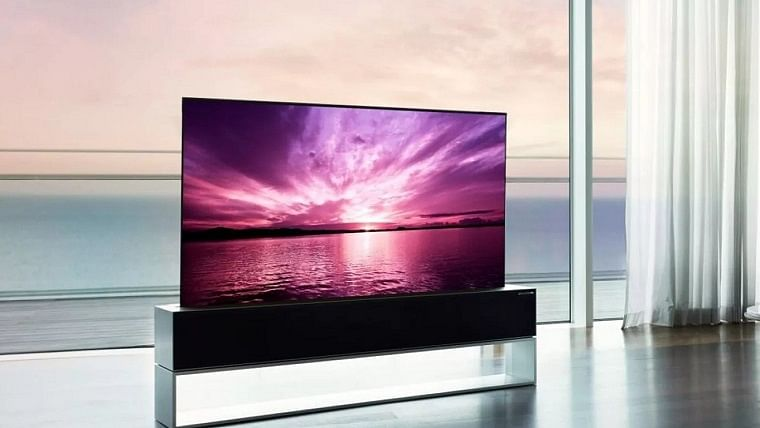 LG Display to showcase 48-inch flexible sound-making display at CES 2021