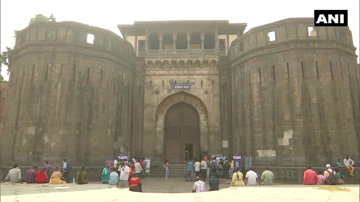 Coronavirus in Pune: Historic Shaniwar Wada fort reopens after eight months