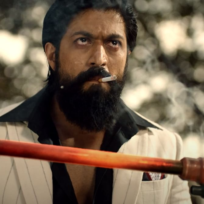 With over 90 million views, Yash-starrer 'KGF: Chapter 2 Teaser' breaks YouTube record