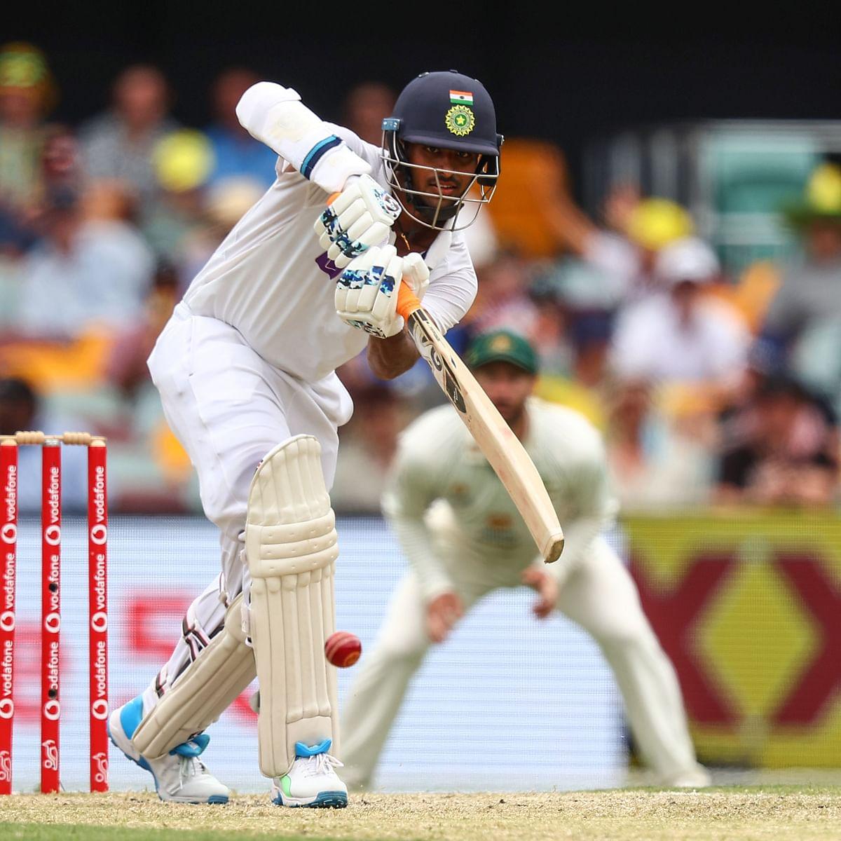 Ind vs Aus, 4th Test: Sundar, Shardul guide India to 253/6 at tea after soft dismissals