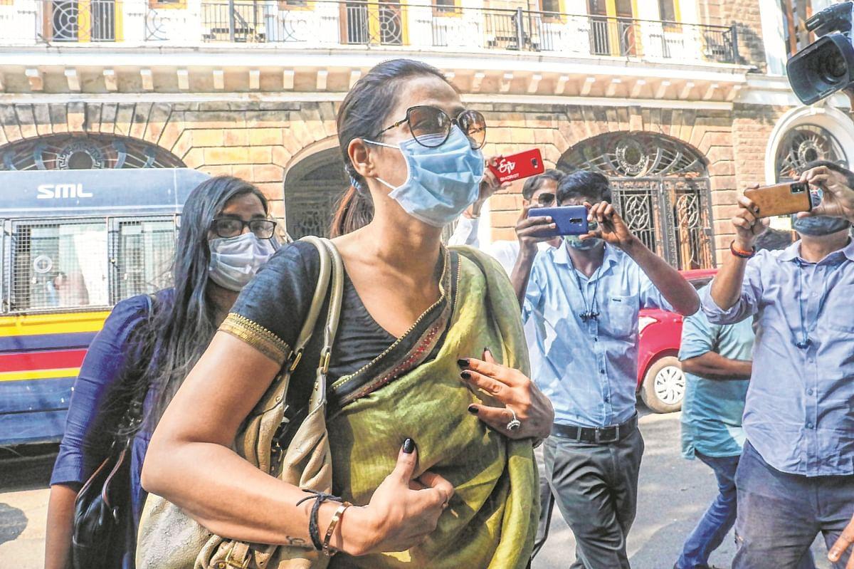 NCB quizzes Arjun Rampal's sister Komal in drug trail case