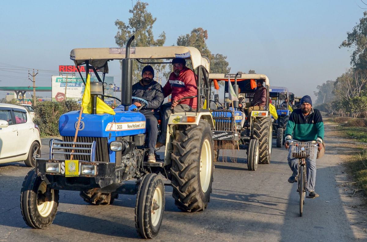 Farmer's tractor rally on Republic Day: Govt denies permission to hold rally on Delhi's outer ring road