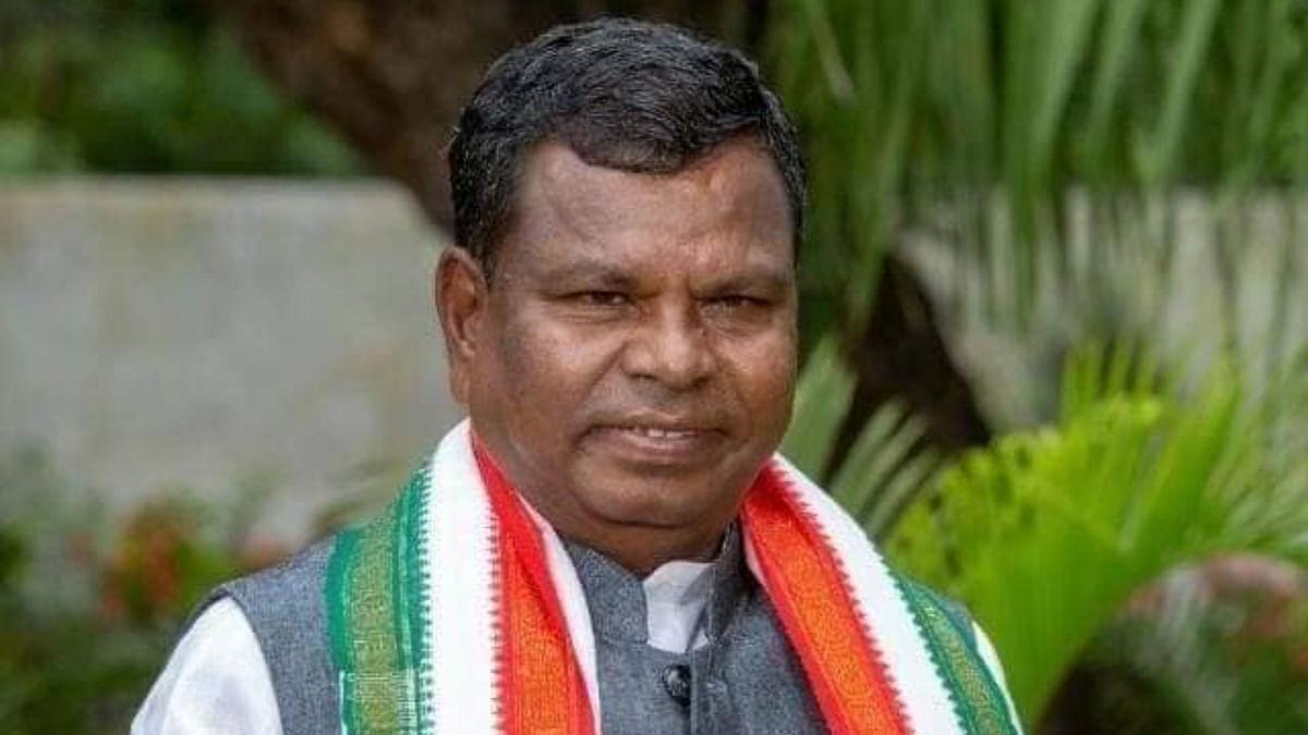 Chhattisgarh Tribal Minister Kawasi Lakhma