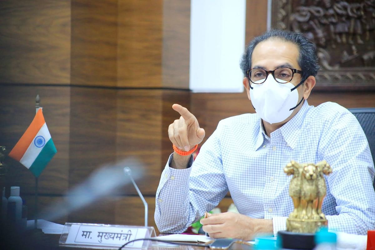 COVID-19 surge: Maharashtra to launch 'I am responsible' campaign to curb infection, says Uddhav Thackeray