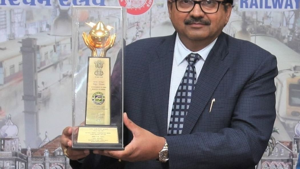 Western Railway bags 3 awards at the National Energy Conservation Awards 2020