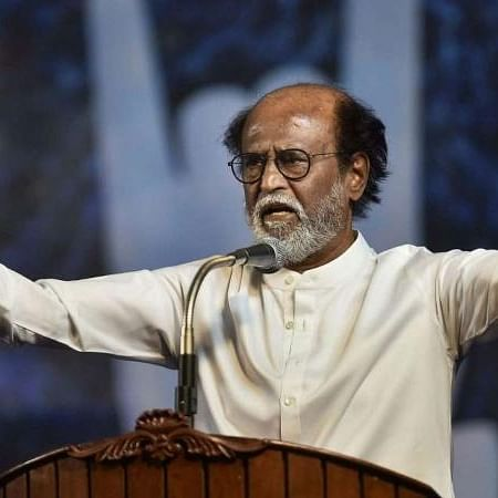 'Don't indulge in protests, I have taken my decision': Rajinikanth appeals to fans not to urge him to reconsider entering politics