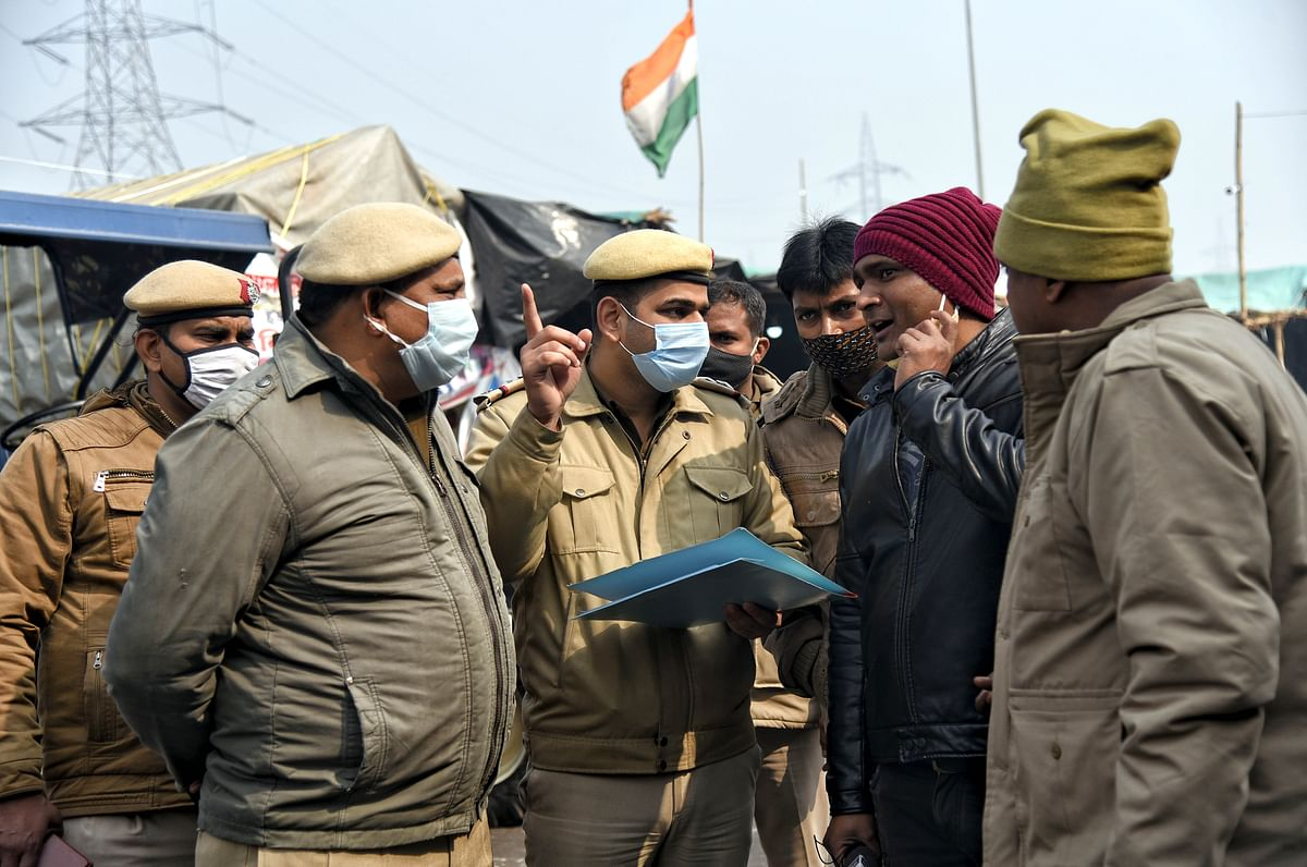 'Protest won't end, administration free to arrest us': Farm leader Yudhveer Singh after Ghaziabad DM issues order to end agitation at Ghazipur border