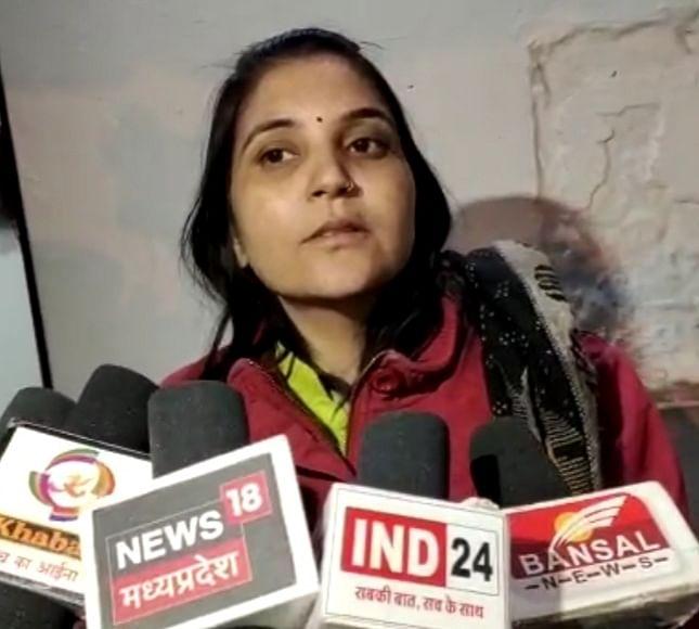 BJP leader Preeti Birla