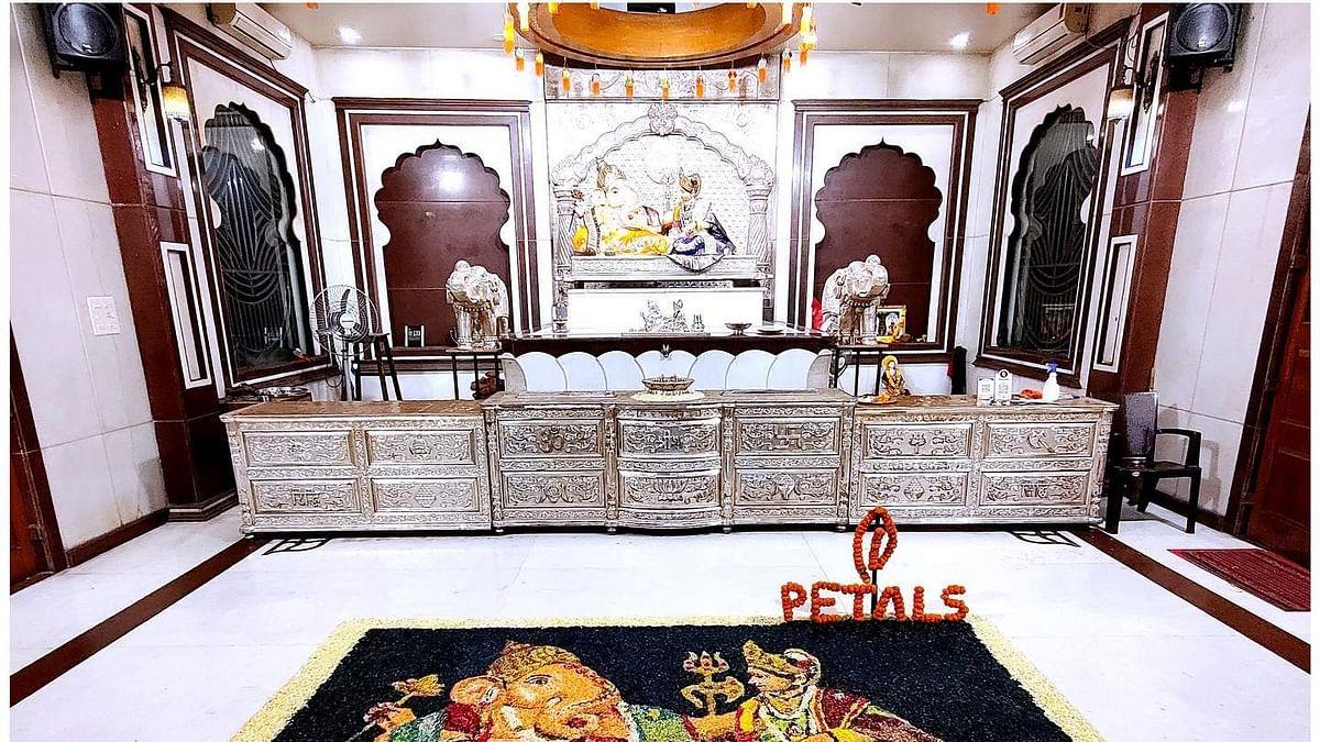 Pune: Robbery at Akhil Mandai Ganapati temple; 25 tolas gold stolen
