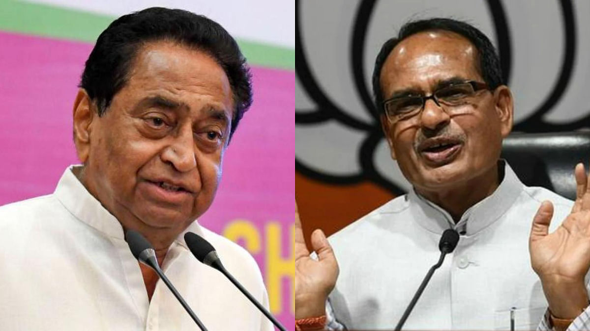 Madhya Pradesh: Kamal Nath and Shivraj Singh Chauhan in war of words over shutdown of COVID Care Centres