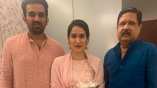 'Can't believe you are not with us anymore': Sagarika Ghatge pens down emotional note after father's demise