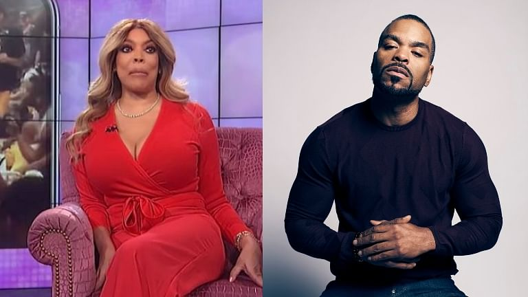 'Back in the coke days': Wendy Williams talks about her one night stand with rapper Method Man
