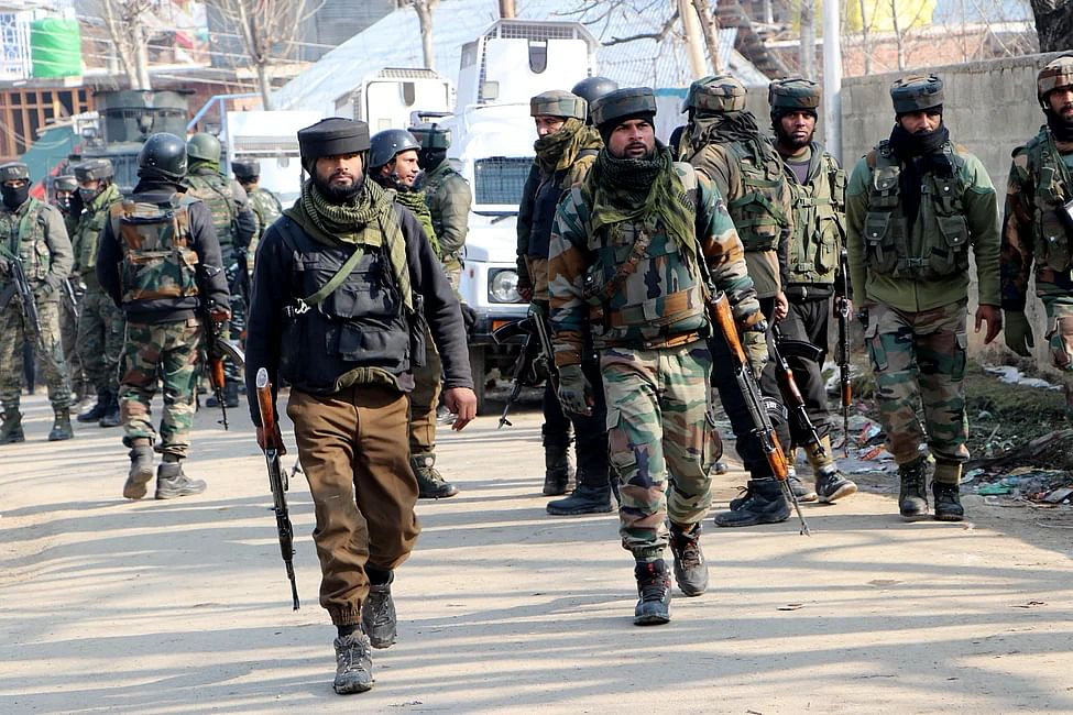 Army Captain staged Shopian encounter with eye on Rs 20 lakh