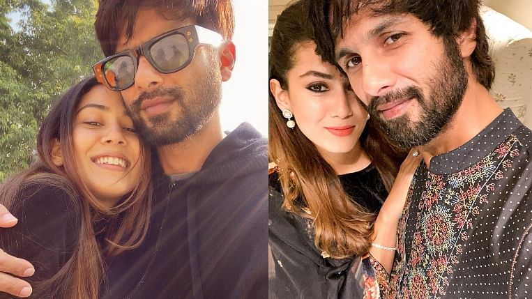 Shahid Kapoor's comment on wife Mira's stunning pic from Goa vacay is the cutest thing on internet today