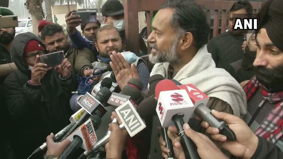 Farmers' Protest: 'Got formal permission from Delhi Police for tractor rally on Republic Day,' says Yogendra Yadav