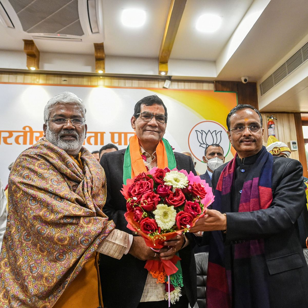 Former IAS officer and Modi advisor joins BJP in UP: Here is all you need to know about AK Sharma