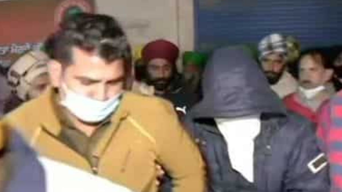 Farmers' protest: Haryana police questions 'masked man' nabbed at Singhu border, finds cracks in testimony