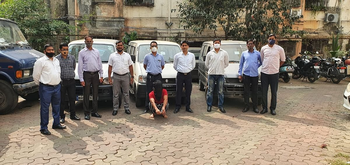 Mumbai crime watch: Property cell arrests gang of car thieves