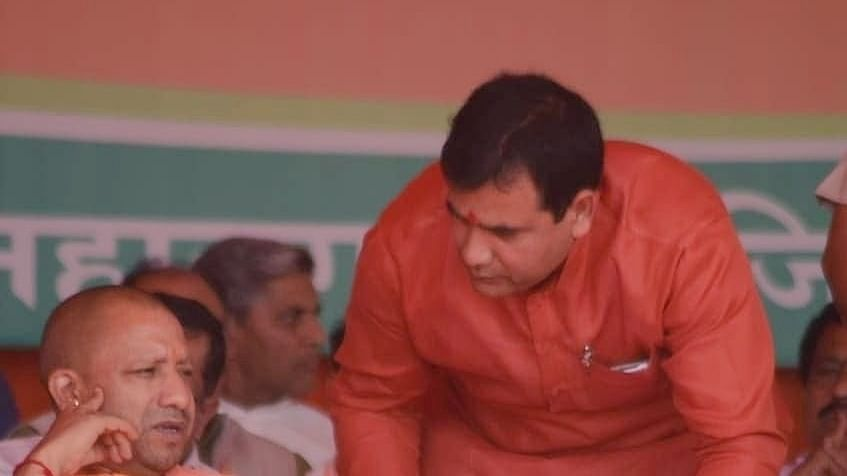 Farmers' Protest: BJP MLA Nand Kishore Gujjar, who allegedly helped BKU revive stir, rubbishes charge