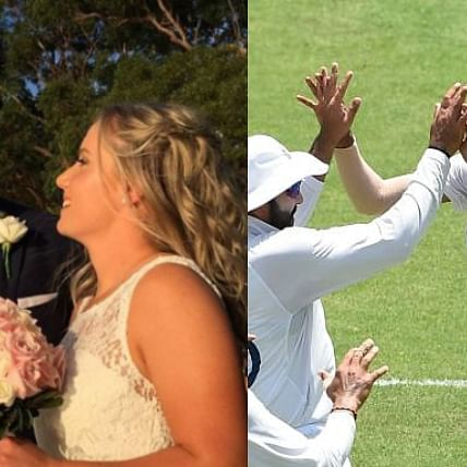 Mitchell Starc's wife Alyssa Healy schools Twitter user for drawing comparisons between Mohammed Siraj and Aussie pacer