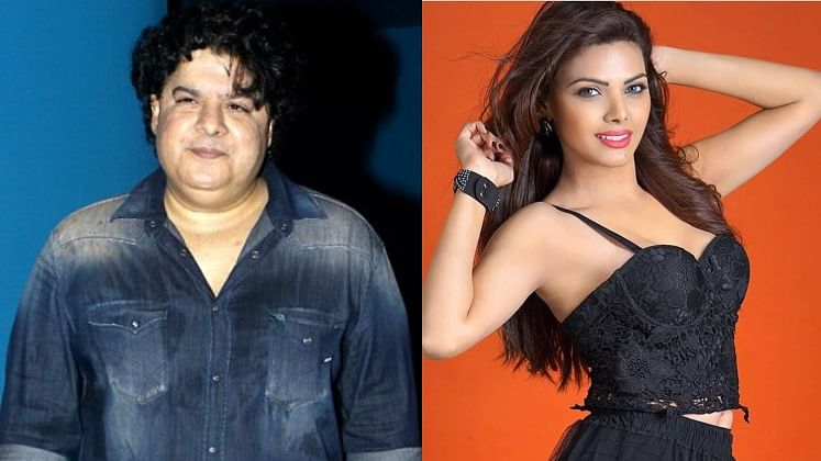 'Sajid Khan had taken his p***s out of his pants, asked me to feel it': Sherlyn Chopra