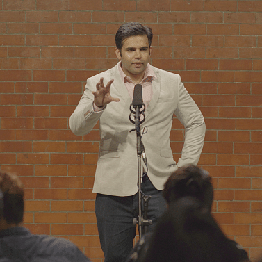 Meet Jagdish Chaturvedi: Doctor and a stand-up comic...all rolled into one!