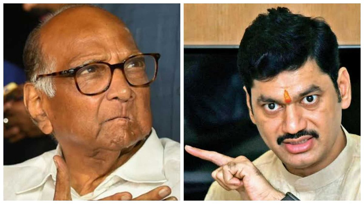 No action against Munde till rape charges proved, says Sharad Pawar