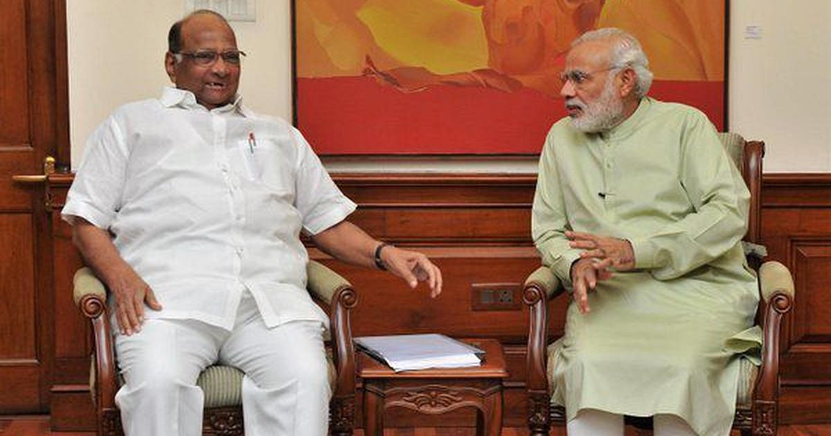 NCP chief Sharad Pawar to lead delegation of Shiv Sena MPs to meet PM on border dispute and Maratha quota