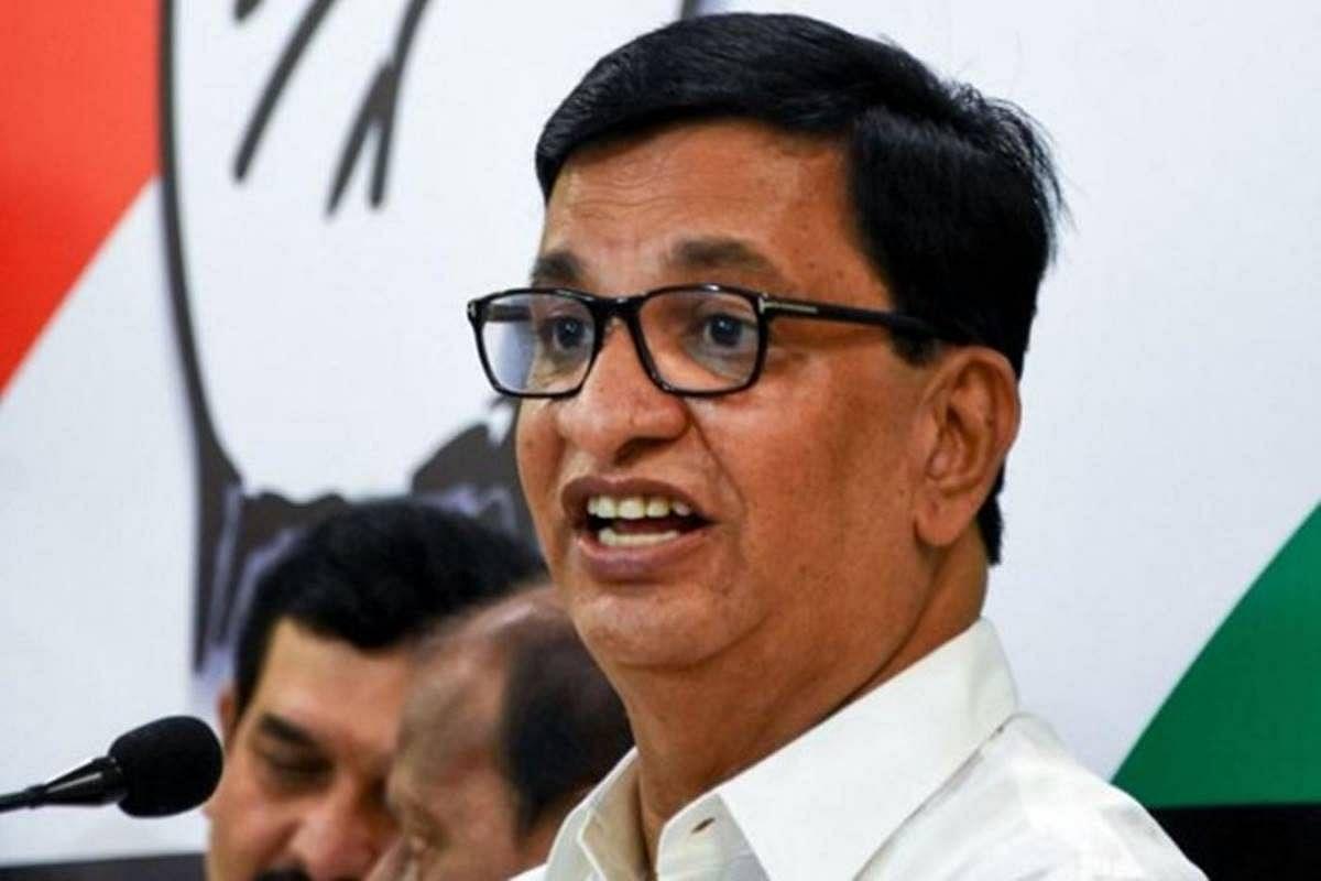 Balasaheb Thorat reiterates desire to resign as MPCC chief